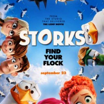 Storks Soundtrack CD. Storks Soundtrack