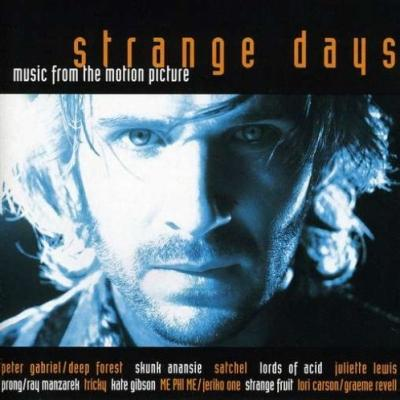 Strange Days Soundtrack CD. Strange Days Soundtrack