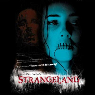 Strangeland Soundtrack CD. Strangeland Soundtrack