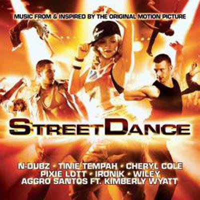 Street Dance Soundtrack CD. Street Dance Soundtrack