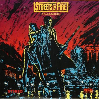 Streets Of Fire: A Rock & Roll Fable Soundtrack CD. Streets Of Fire: A Rock & Roll Fable Soundtrack