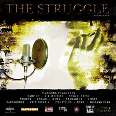 Struggle, The Soundtrack CD. Struggle, The Soundtrack