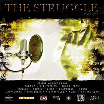 Struggle, The Soundtrack CD. Struggle, The Soundtrack