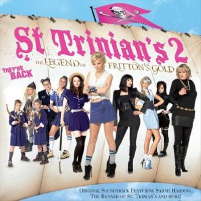 St. Trinians 2: The Legend Of Fritton's Gold Soundtrack CD. St. Trinians 2: The Legend Of Fritton's Gold Soundtrack