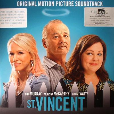 St. Vincent Soundtrack CD. St. Vincent Soundtrack