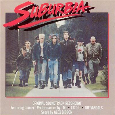 Suburbia (1983 Film) Soundtrack CD. Suburbia (1983 Film) Soundtrack