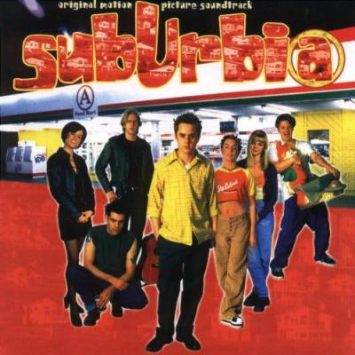 Suburbia (1997 Film) Soundtrack CD. Suburbia (1997 Film) Soundtrack