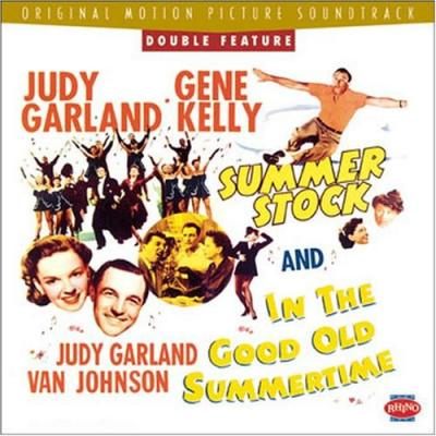 Summer Stock Soundtrack CD. Summer Stock Soundtrack