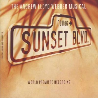 Sunset Boulevard Soundtrack CD. Sunset Boulevard Soundtrack