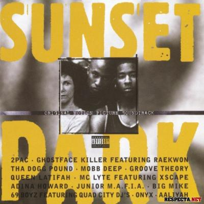 Sunset Park Soundtrack CD. Sunset Park Soundtrack
