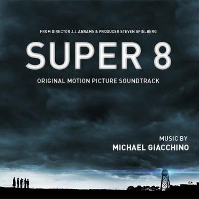 Super 8 Soundtrack CD. Super 8 Soundtrack