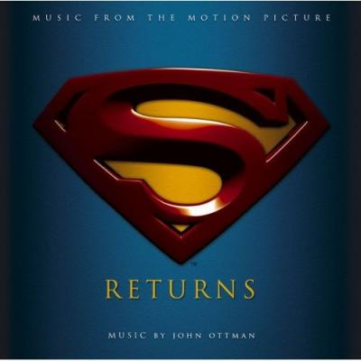 Superman Returns Soundtrack CD. Superman Returns Soundtrack