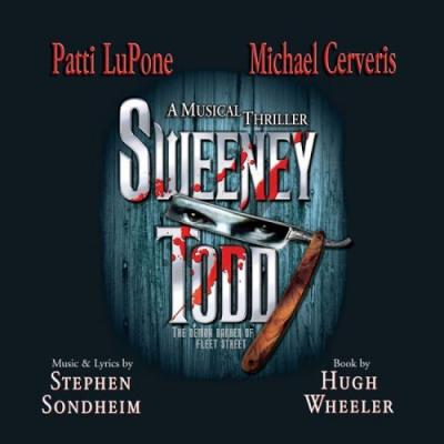 Sweeney Todd Soundtrack CD. Sweeney Todd Soundtrack