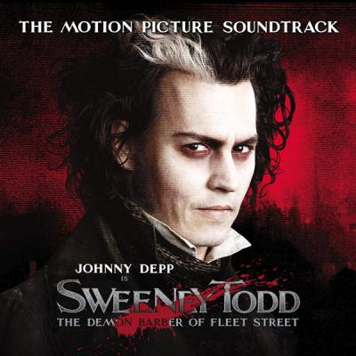 Sweeney Todd The Demon Barber Of Fleet Street Soundtrack CD. Sweeney Todd The Demon Barber Of Fleet Street Soundtrack