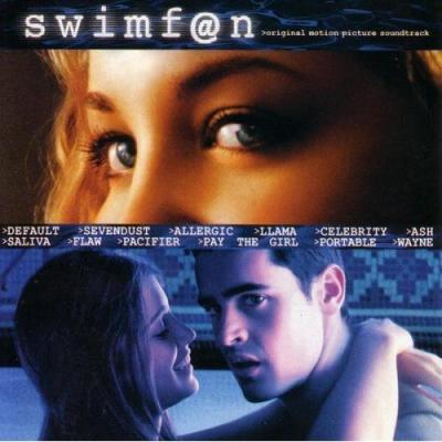 Swimfan Soundtrack CD. Swimfan Soundtrack