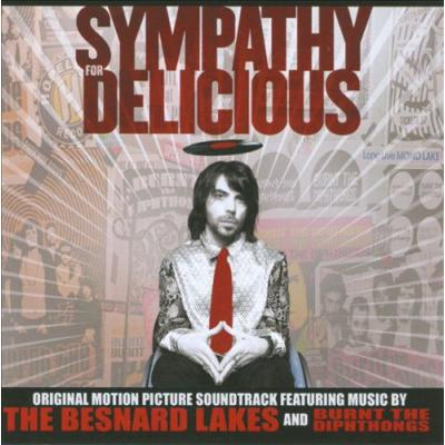 Sympathy For Delicious Soundtrack CD. Sympathy For Delicious Soundtrack