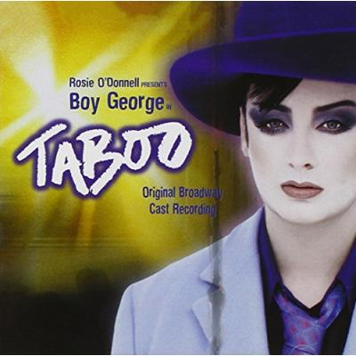 Taboo Soundtrack CD. Taboo Soundtrack