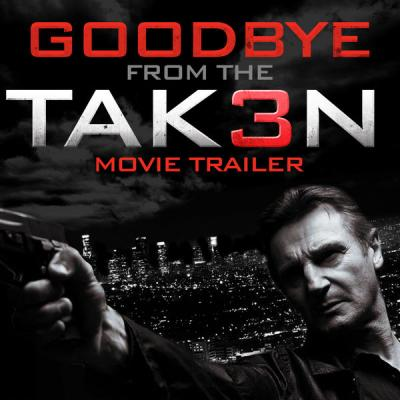 Tak3n Soundtrack CD. Tak3n Soundtrack