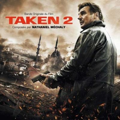 Taken 2 Soundtrack CD. Taken 2 Soundtrack