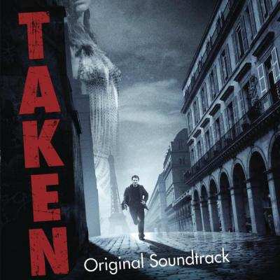 Taken Soundtrack CD. Taken Soundtrack