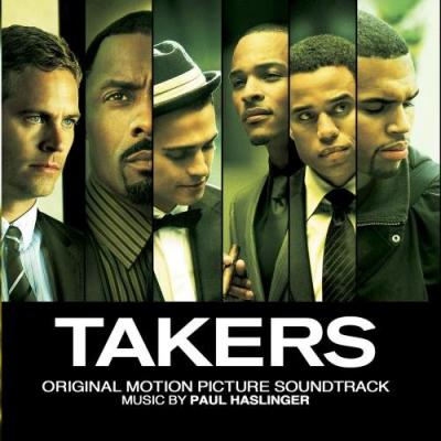 Takers Soundtrack CD. Takers Soundtrack