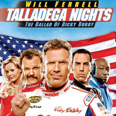 Talladega Nights: The Ballad of Ricky Bobby Soundtrack CD. Talladega Nights: The Ballad of Ricky Bobby Soundtrack