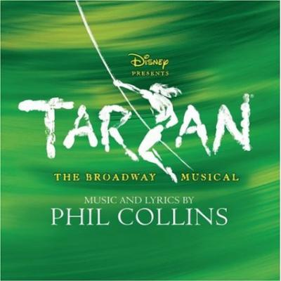 Tarzan - The Broadway Musical Soundtrack CD. Tarzan - The Broadway Musical Soundtrack