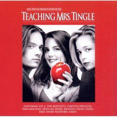 Teaching Mrs Tingle Soundtrack CD. Teaching Mrs Tingle Soundtrack