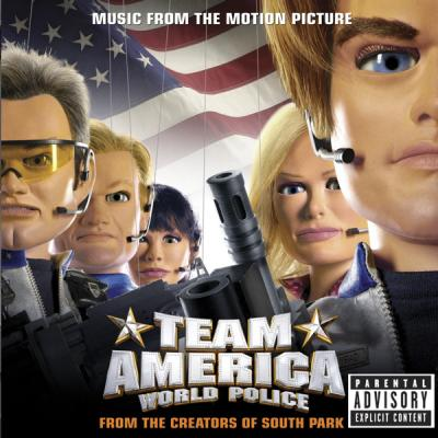 Team America: World Police Soundtrack CD. Team America: World Police Soundtrack