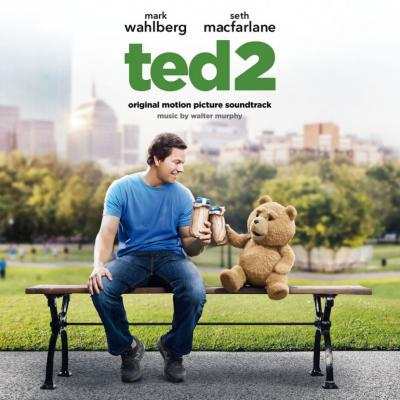 Ted 2 Soundtrack CD. Ted 2 Soundtrack