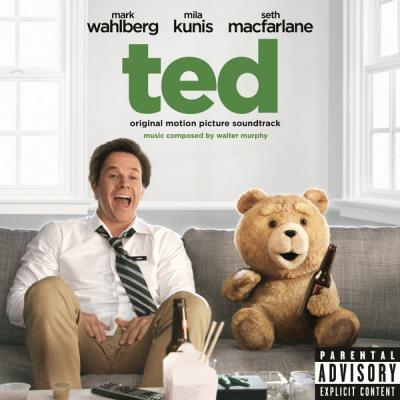 Ted Soundtrack CD. Ted Soundtrack
