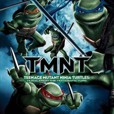 Teenage Mutant Ninja Turtles Soundtrack CD. Teenage Mutant Ninja Turtles Soundtrack