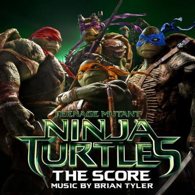 Teenage Mutant Ninja Turtles Movie Soundtrack CD. Teenage Mutant Ninja Turtles Movie Soundtrack