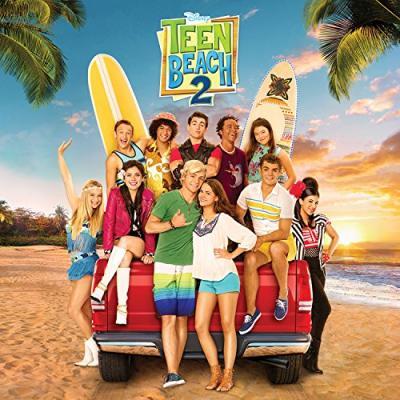 Teen Beach Movie 2 Soundtrack CD. Teen Beach Movie 2 Soundtrack
