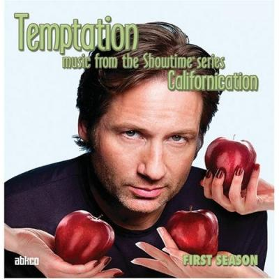 Temptation: Music from the Showtime Series Californication Soundtrack CD. Temptation: Music from the Showtime Series Californication Soundtrack