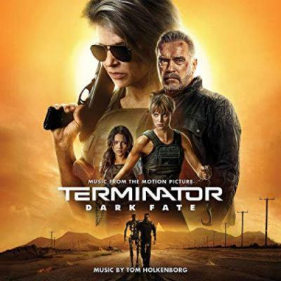 Terminator: Dark Fate Soundtrack CD. Terminator: Dark Fate Soundtrack