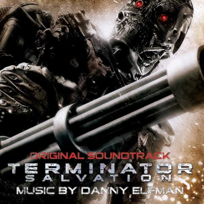 Terminator Salvation Soundtrack CD. Terminator Salvation Soundtrack
