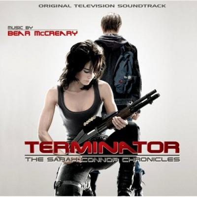Terminator: The Sarah Connor Chronicles Soundtrack CD. Terminator: The Sarah Connor Chronicles Soundtrack