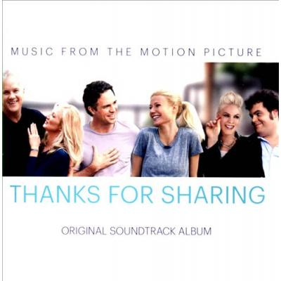 Thanks for Sharing Soundtrack CD. Thanks for Sharing Soundtrack