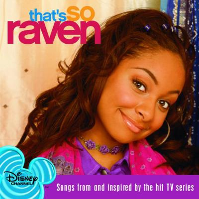 That's So Raven Soundtrack CD. That's So Raven Soundtrack