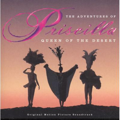 The Adventures Of Priscilla, Queen Of The Desert Soundtrack CD. The Adventures Of Priscilla, Queen Of The Desert Soundtrack