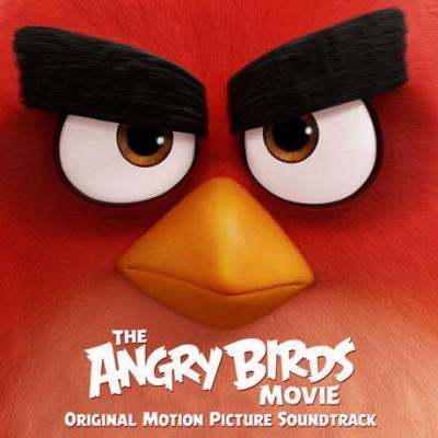 The Angry Birds Movie Soundtrack CD. The Angry Birds Movie Soundtrack