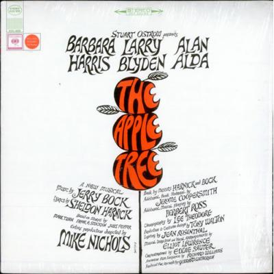 The Apple Tree Soundtrack CD. The Apple Tree Soundtrack