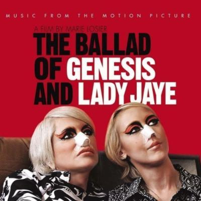 The Ballad Of Genesis & Lady Jaye Soundtrack CD. The Ballad Of Genesis & Lady Jaye Soundtrack