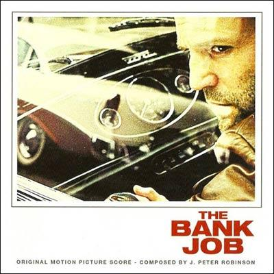 The Bank Job Soundtrack CD. The Bank Job Soundtrack