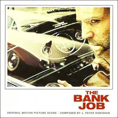 The Bank Job Soundtrack CD. The Bank Job Soundtrack