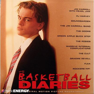 The Basketball Diaries Soundtrack CD. The Basketball Diaries Soundtrack