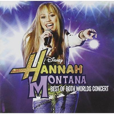 The Best of Both Worlds Concert Soundtrack CD. The Best of Both Worlds Concert Soundtrack