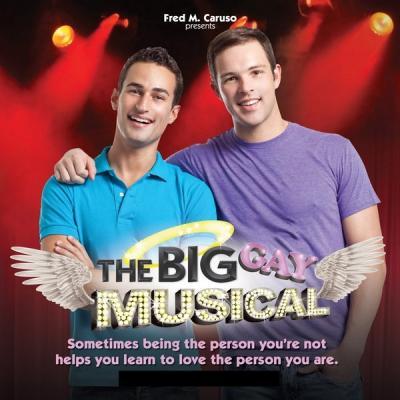 The Big Gay Soundtrack CD. The Big Gay Soundtrack
