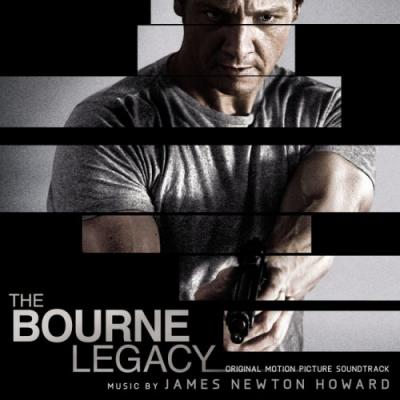 The Bourne Legacy Soundtrack CD. The Bourne Legacy Soundtrack